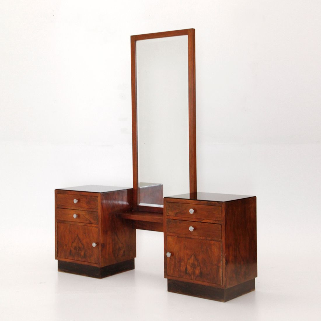 Dressing table and mirror 1950s for sale at pamono for Dressing table mirror