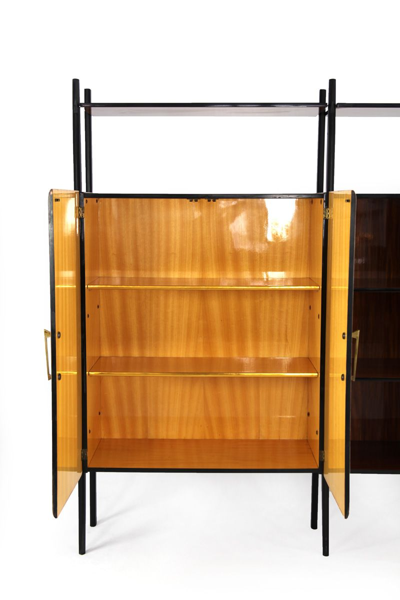 Italian cabinet with shell decorations 1950s for sale at for Italian cabinets