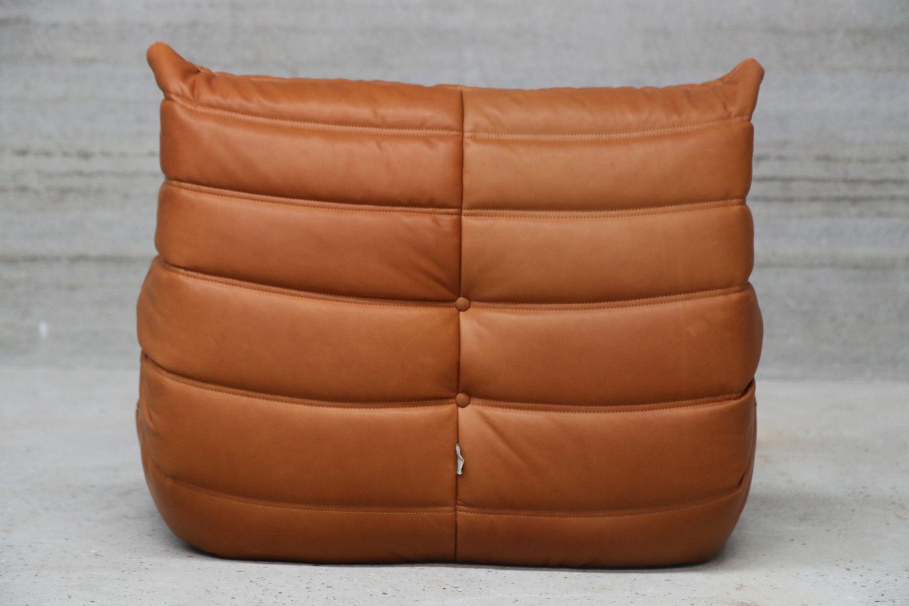 Vintage togo living room set by michel ducaroy for ligne roset en vente sur p - Ligne roset togo prix ...