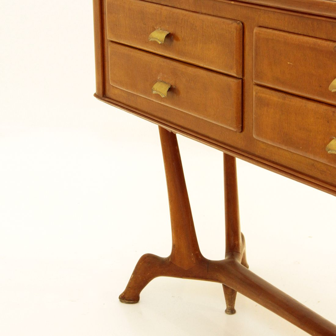 Italian Mid Century Dressing Table 1950s For Sale At Pamono