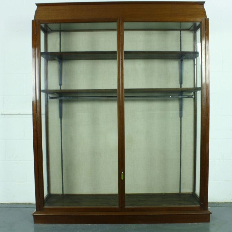 Display Kitchen Cabinets For Sale: Vintage English Museum Display Cabinet For Sale At Pamono