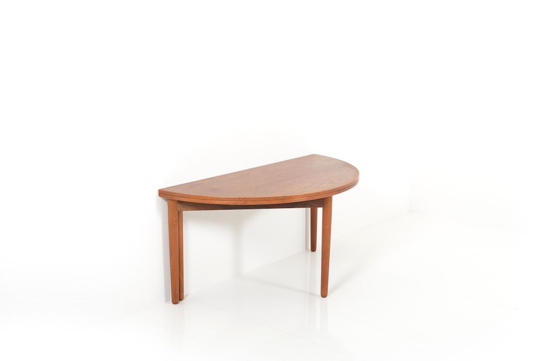 Danish Mid Century Fold Up Coffee Table For Sale At Pamono