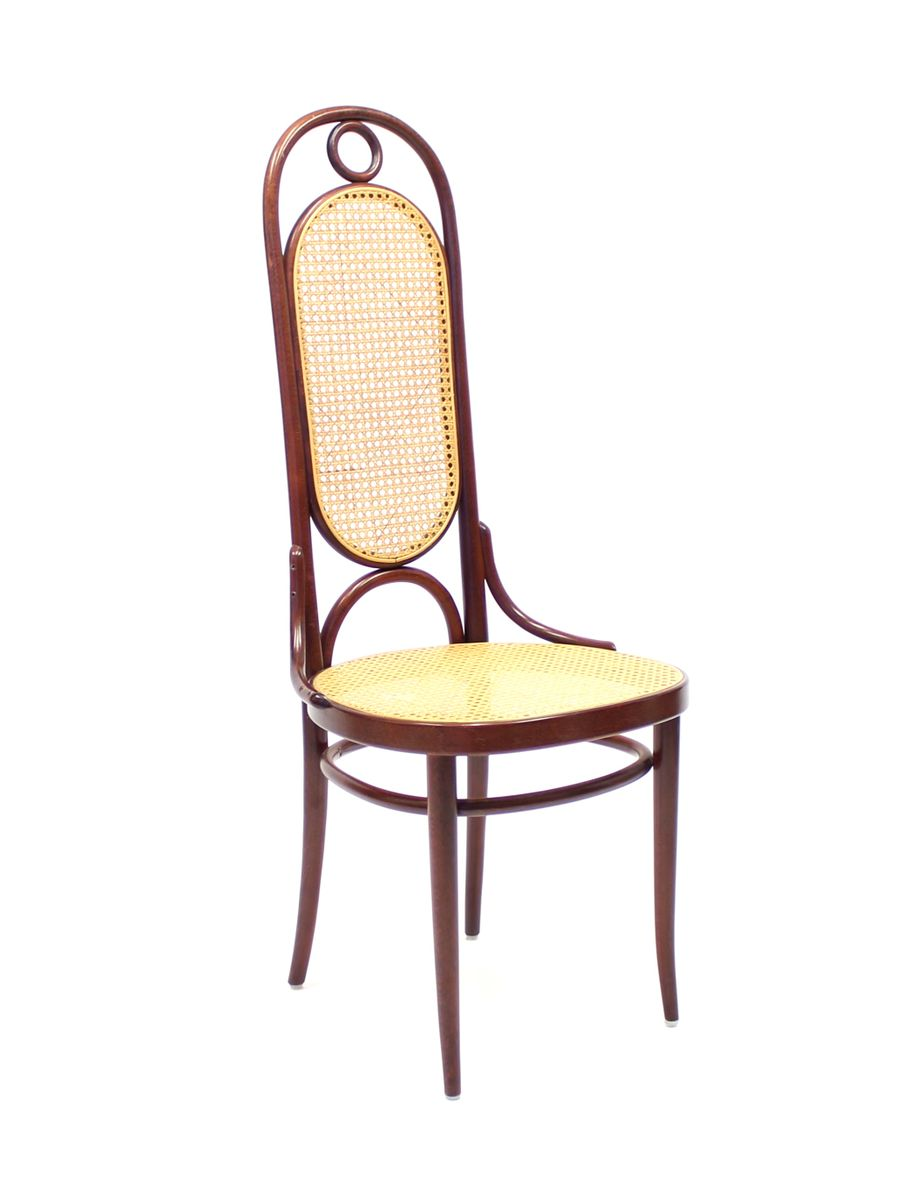 Model 17 Bentwood Side Chair By Michael Thonet For 1970s