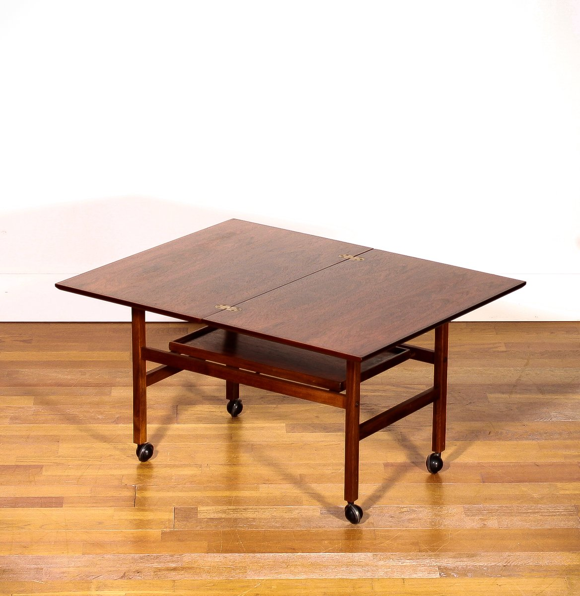 Fold-Out Coffee Table from Arrebo Møbler for sale at Pamono
