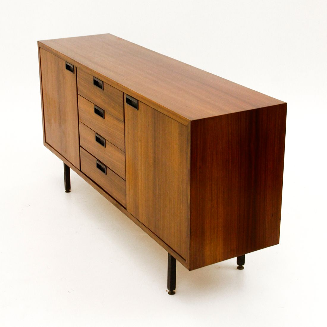 Mid Century Italian Rosewood Credenza 1960s For Sale At