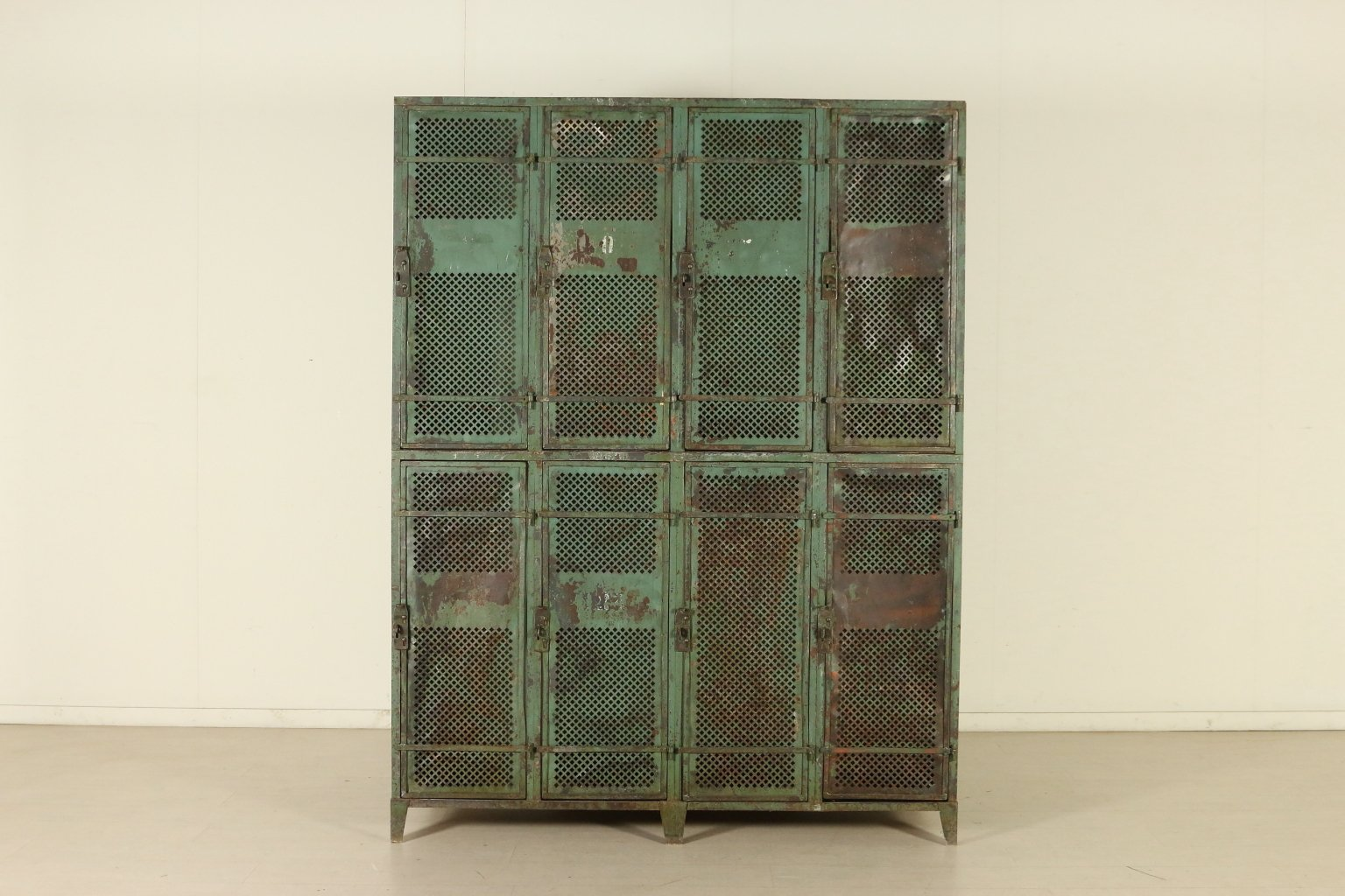 Metal Cabinet From Industrial Vintage Milan 1940s For Sale At Pamono