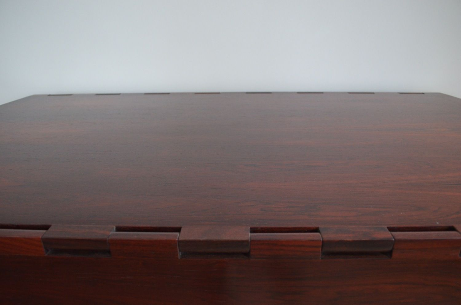 Danish Oval Dropleaf Rosewood Dining Table By Kurt Ostervig For Jason Mbler 1950s Sale At
