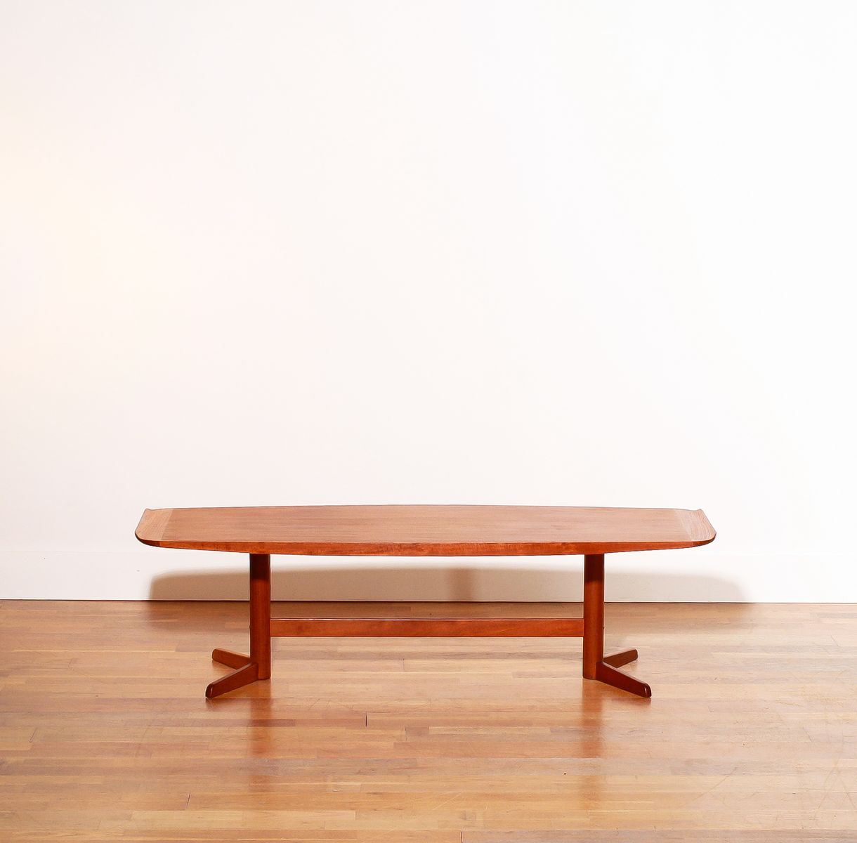 Danish Teak Coffee Table From Mogens Kold M Belfabrik 1950s For Sale At Pamono