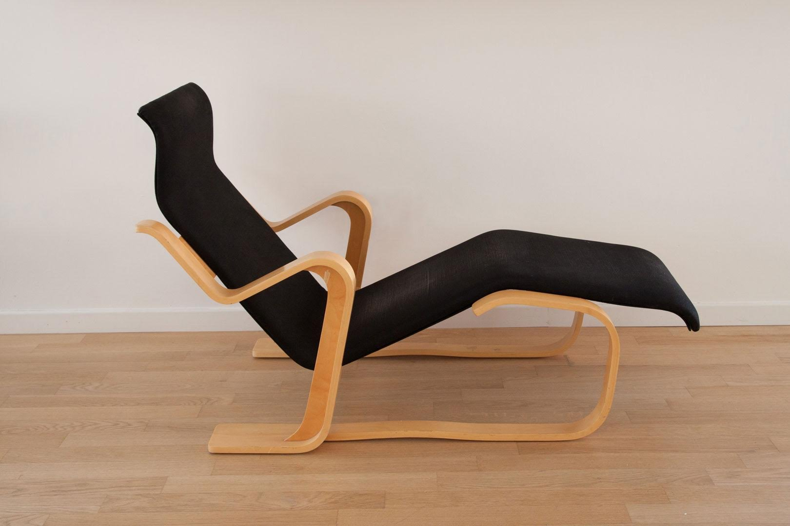 Vintage chaise lounge by marcel breuer 1930s for sale at for 1930s chaise lounge