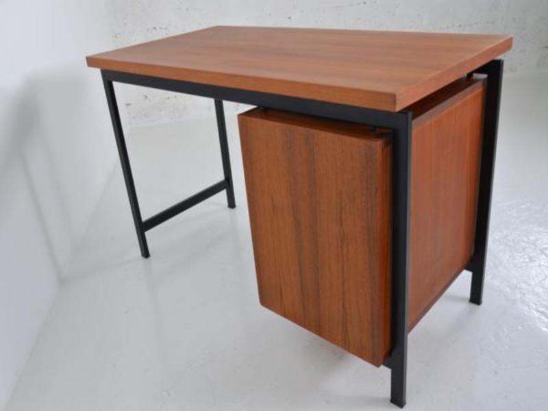 japanese series schreibtisch stuhl von cees braakman f r pastoe bei pamono kaufen. Black Bedroom Furniture Sets. Home Design Ideas