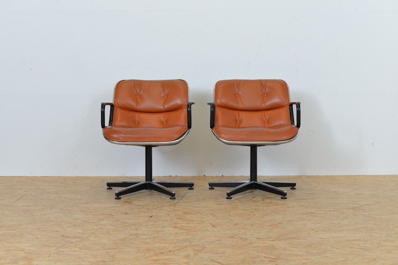 Conference chair by charles pollock for knoll for sale at pamono - Knoll inc chairs ...