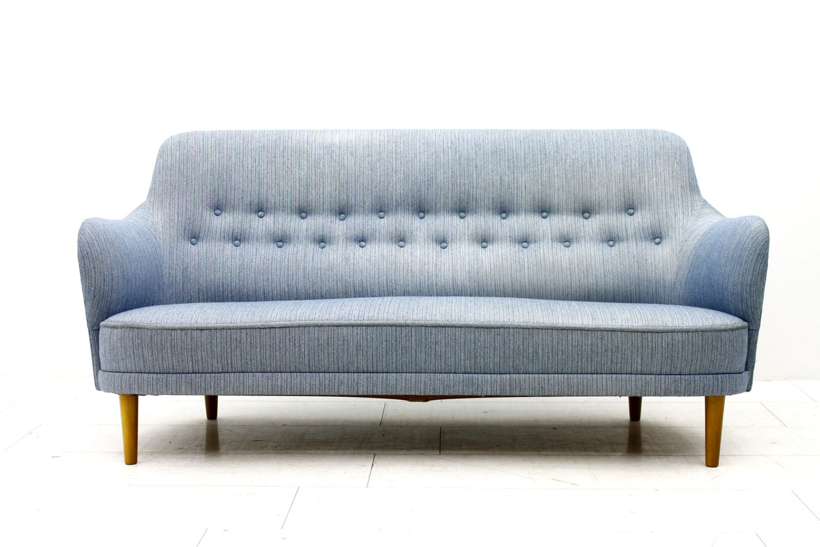Mid Century Swedish Sofa From Carl Malmsten 1940s For