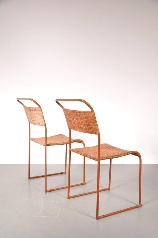 bauhaus prototype dining chairs 1930s set of 2 for sale at pamono. Black Bedroom Furniture Sets. Home Design Ideas