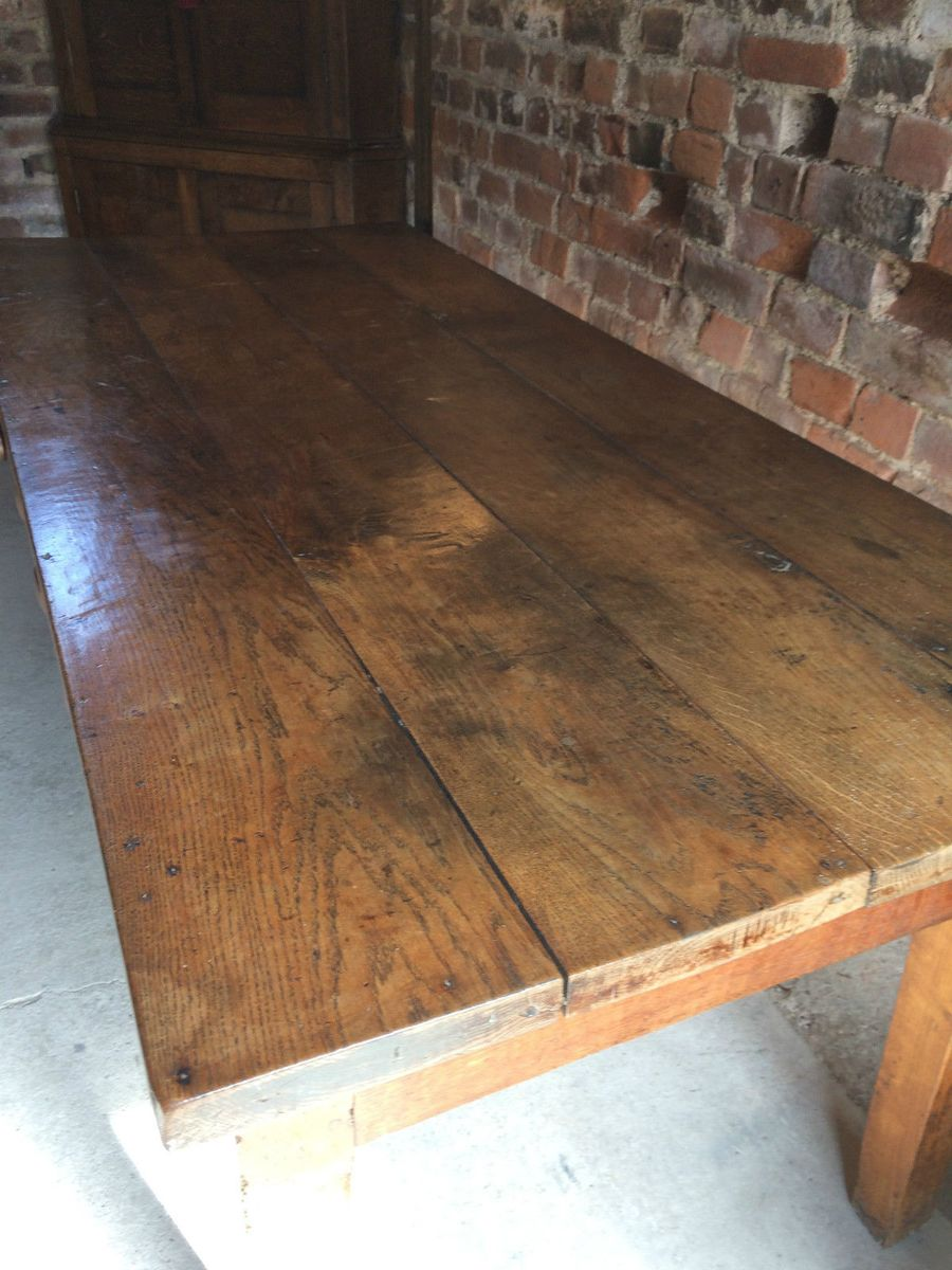 victorian oak dining table for sale collections