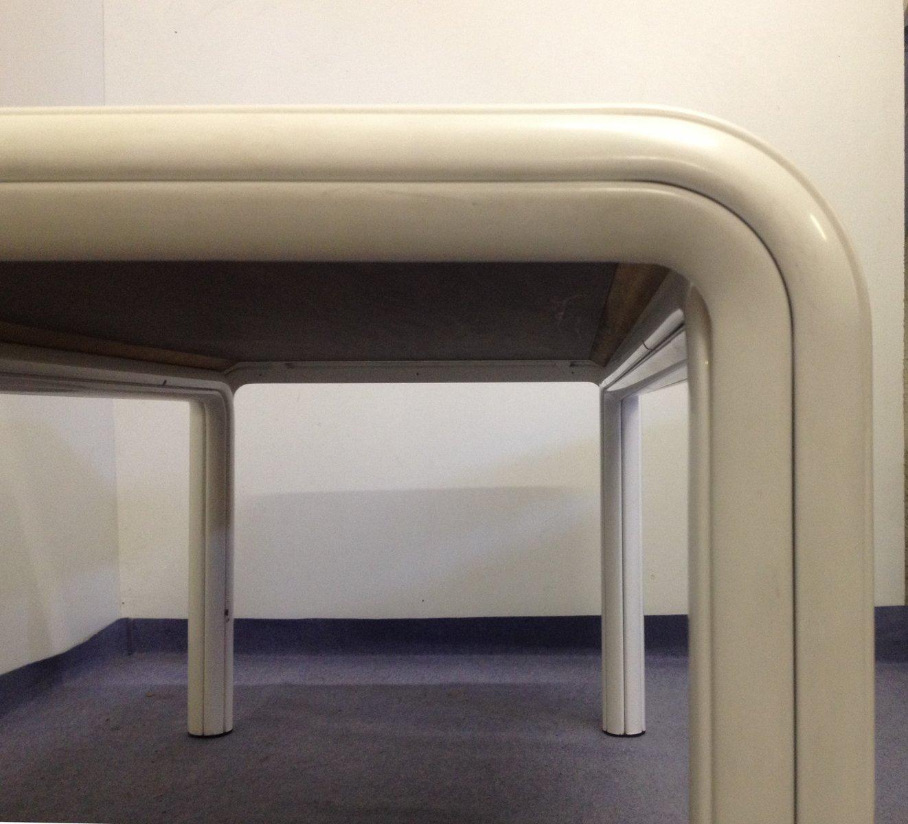 Table de salle manger orsay vintage par gae aulenti pour for 3 suisses table de salle a manger