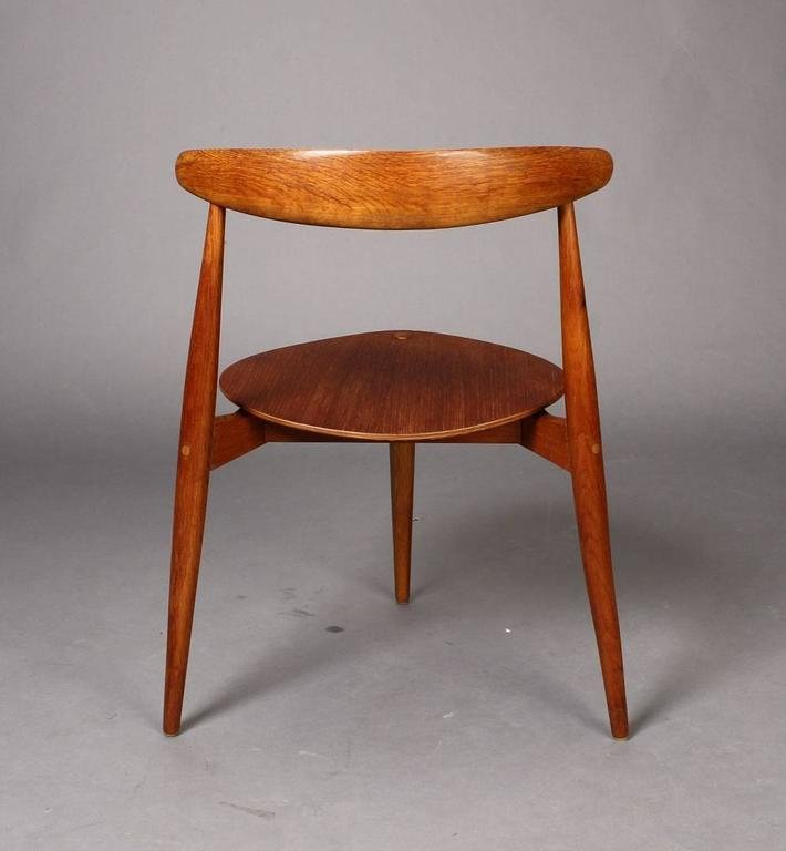 FH 4103 Chair by Hans J Wegner for sale at Pamono