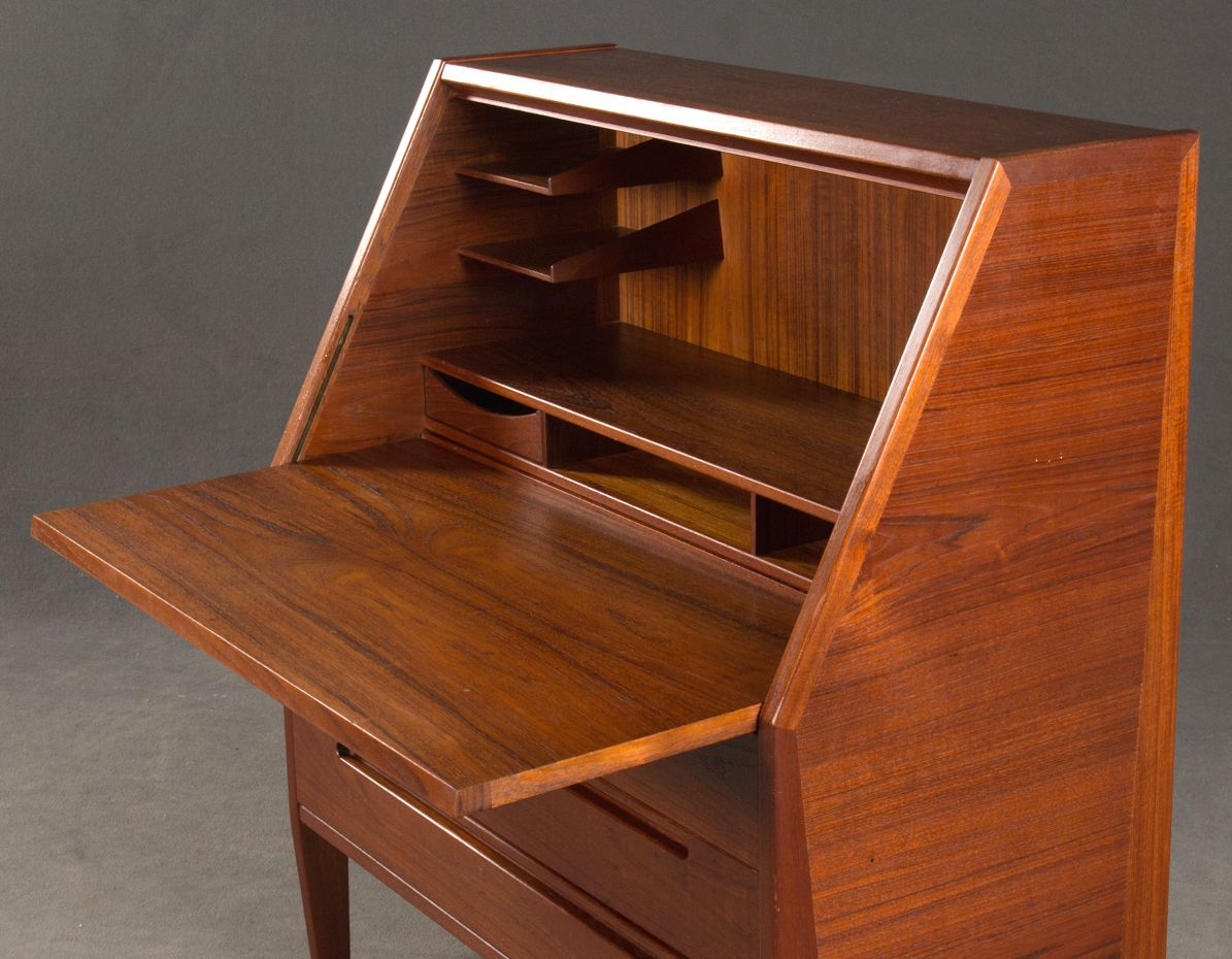 d nischer mid century sekret r von nils jonsson f r t rring m belfabrik 1960er bei pamono kaufen. Black Bedroom Furniture Sets. Home Design Ideas