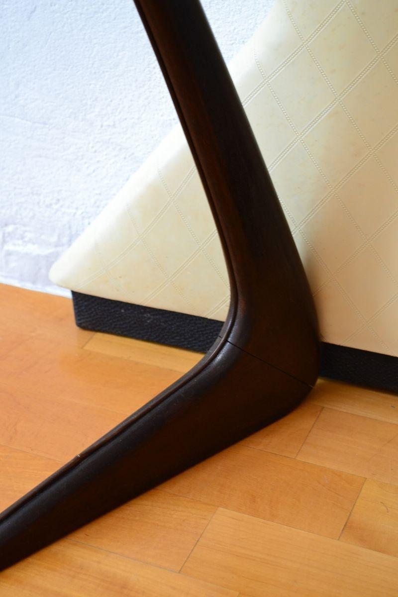 italienische konsole mit spiegel 1950er bei pamono kaufen. Black Bedroom Furniture Sets. Home Design Ideas
