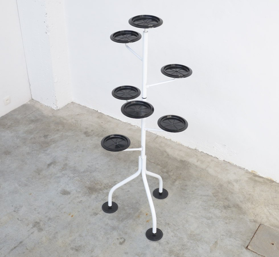 vintage albero plant stand by achille castiglioni for. Black Bedroom Furniture Sets. Home Design Ideas