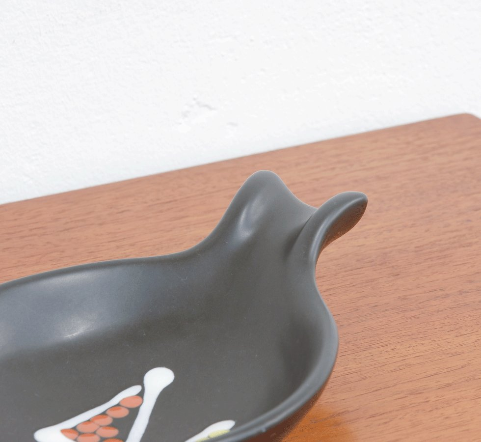 Earthenware bowl by andr baud 1950s for sale at pamono - Point p vallauris ...