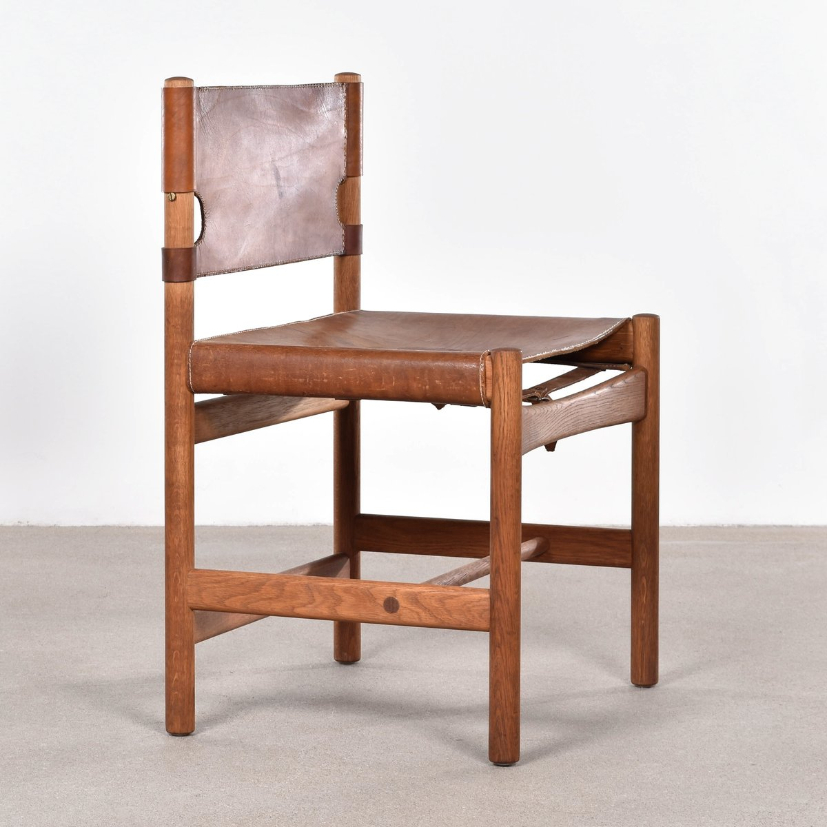 Century Furniture Sale: Mid-Century Model 3251 Hunting Chair By Børge Mogensen For