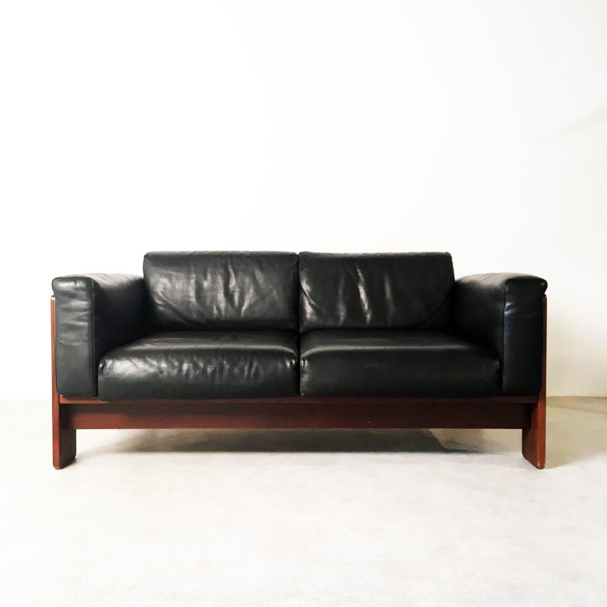 bastiano zwei sitzer sofa von afra and tobia scarpa f r gavina 1960er bei pamono kaufen. Black Bedroom Furniture Sets. Home Design Ideas