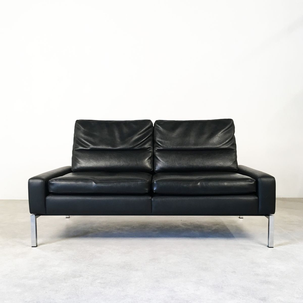 Sofa by hans peter piel for wilkhahn for sale at pamono for Sofas rinconeras piel ofertas
