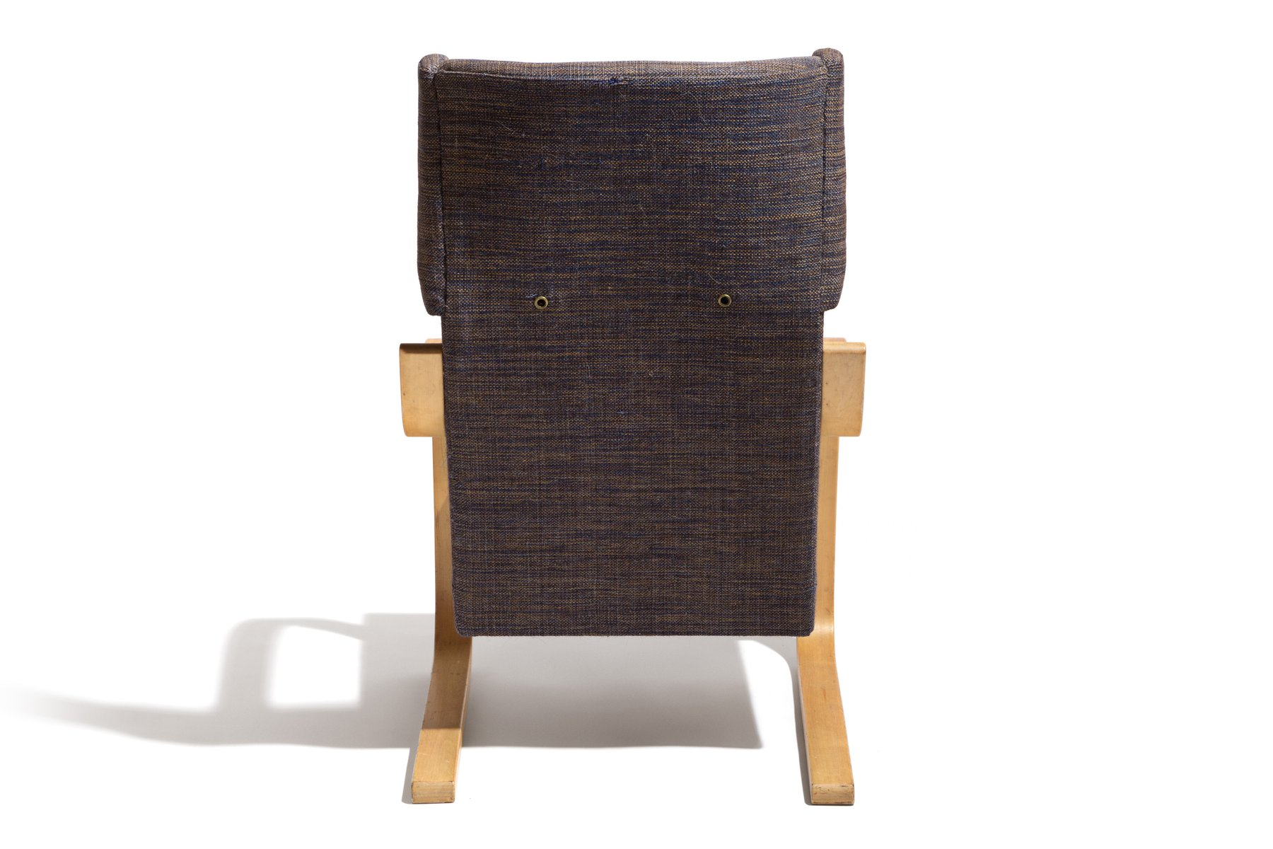 Wing back chair vintage - Vintage 36 401 Wingback Lounge Chair By Alvar Alto For Artek