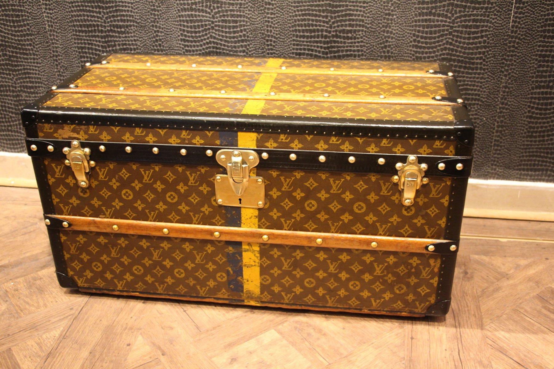 vintage schuh koffer von louis vuitton 1920er bei pamono. Black Bedroom Furniture Sets. Home Design Ideas