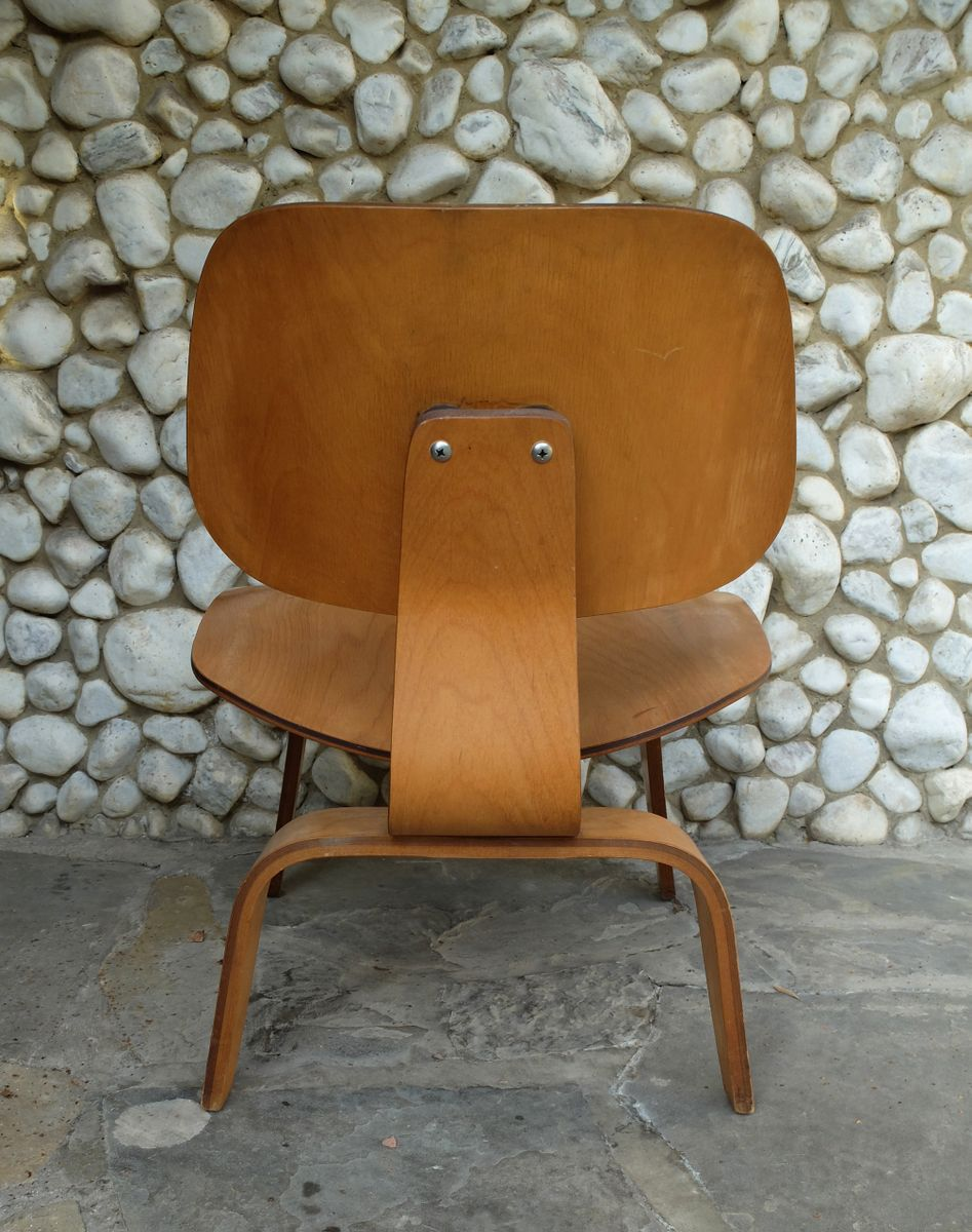 lcw lounge chair by charles ray eames for evans herman miller 1948 for sale at pamono. Black Bedroom Furniture Sets. Home Design Ideas
