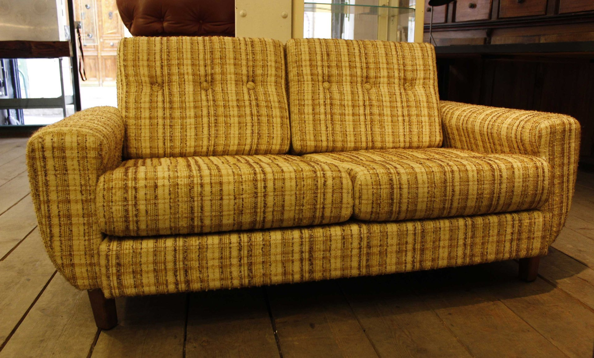 spanish two-seater sofa, 1960s for sale at pamono