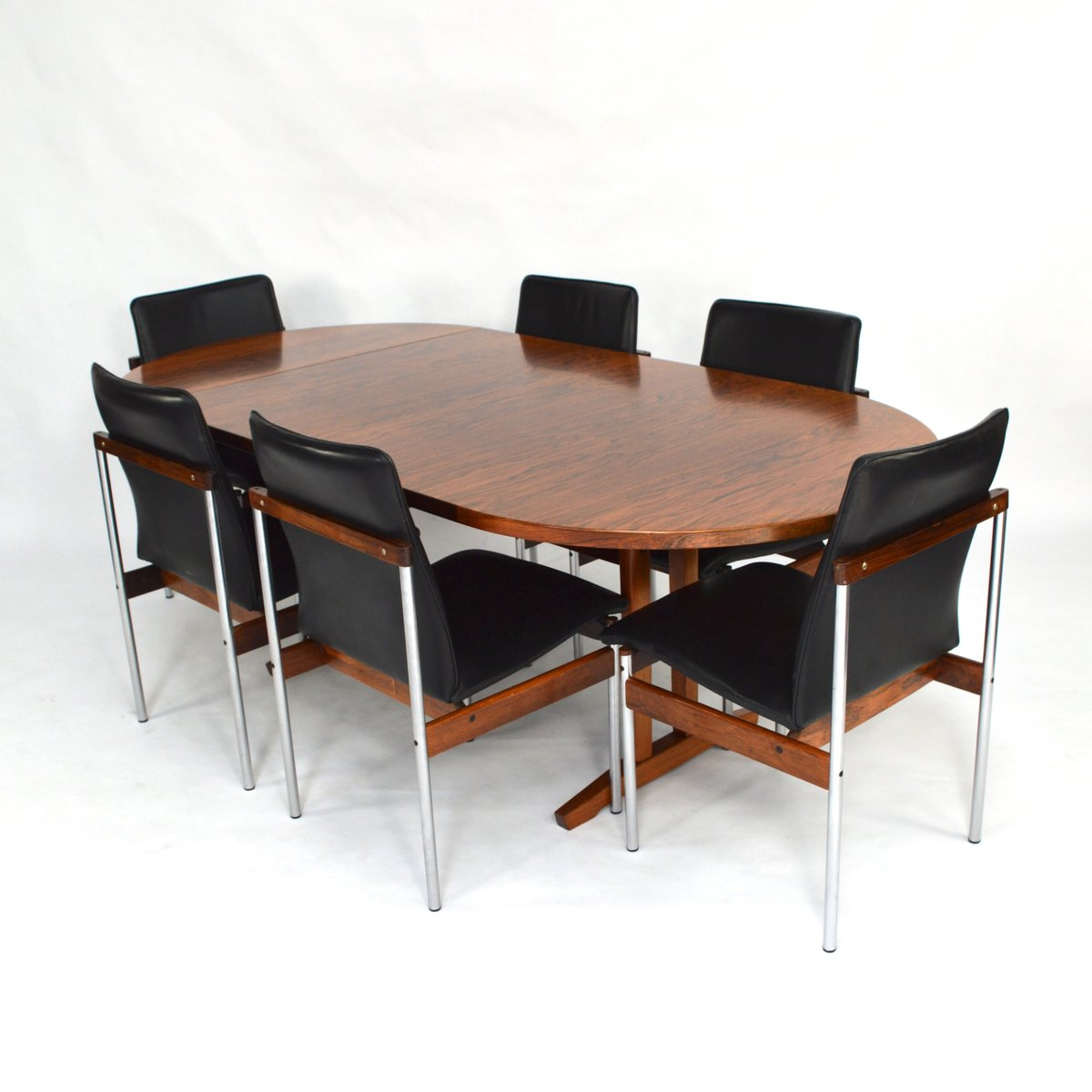 Brazilian Rosewood Dining Set 1960s for sale at Pamono : brazilian rosewood dining set 1960s 1 from www.pamono.co.uk size 1200 x 1200 jpeg 67kB