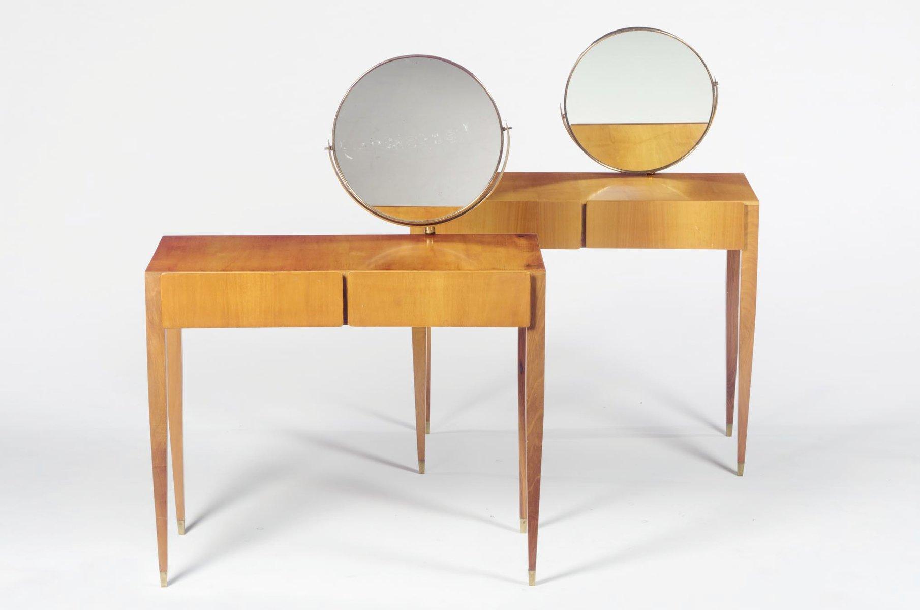 Vanity Mirror by Gio Ponti for Fontana Arte 1955 for sale at Pamono