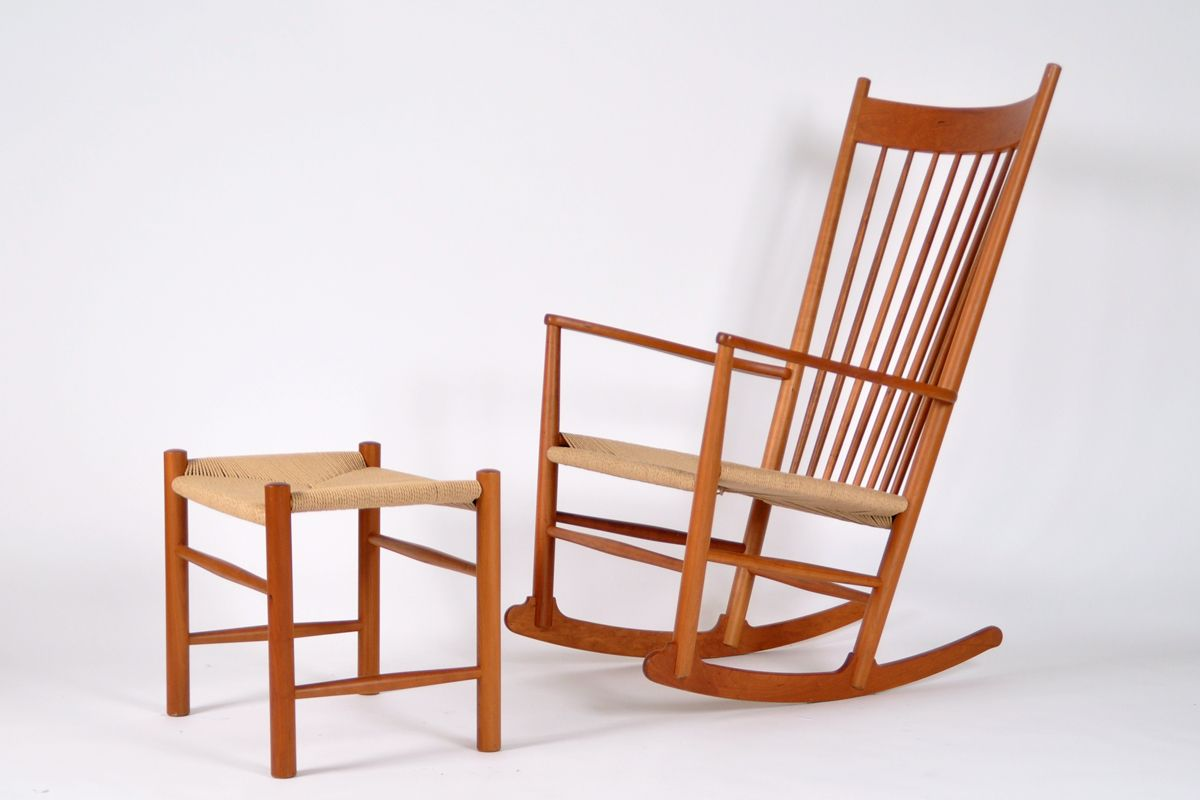 28 rocking chair with ottoman for sale arden riddle studio