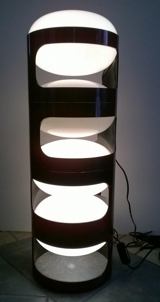 lampade da tavolo modello kd27 di joe colombo per kartell