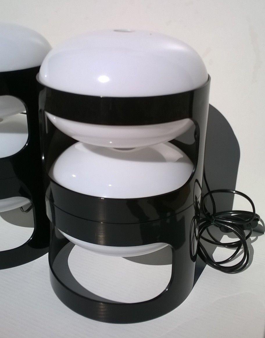 Lampade da tavolo modello kd27 di joe colombo per kartell - Lampade kartell da tavolo ...
