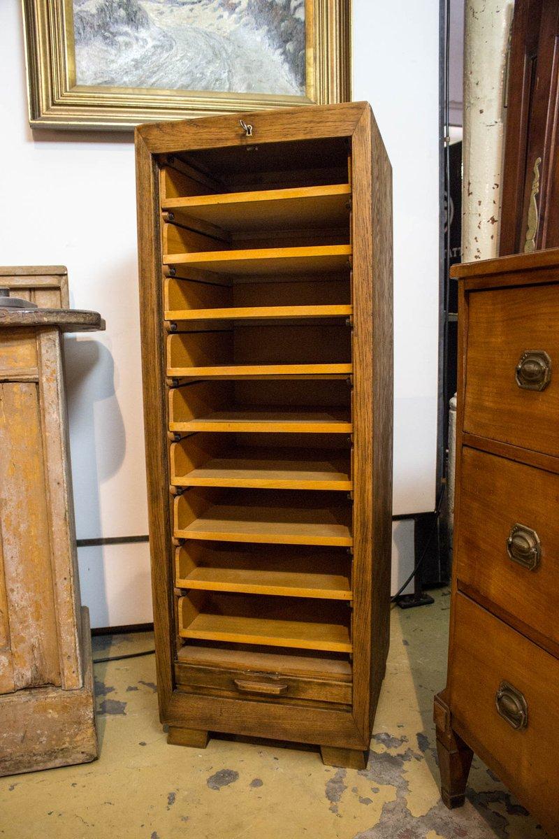 Bauhaus kleiderschrank  Vintage Schrank mit Rolltür im Bauhaus Stil bei Pamono kaufen