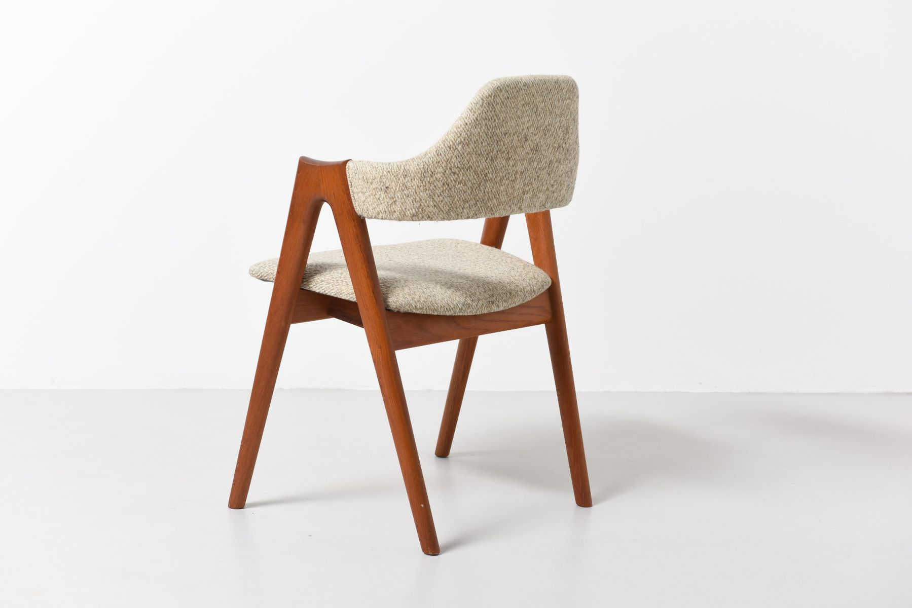 Compass dining chairs by kai kristiansen for sva m bler 1958 set of 4 for sale at pamono - Kai kristiansen chairs ...