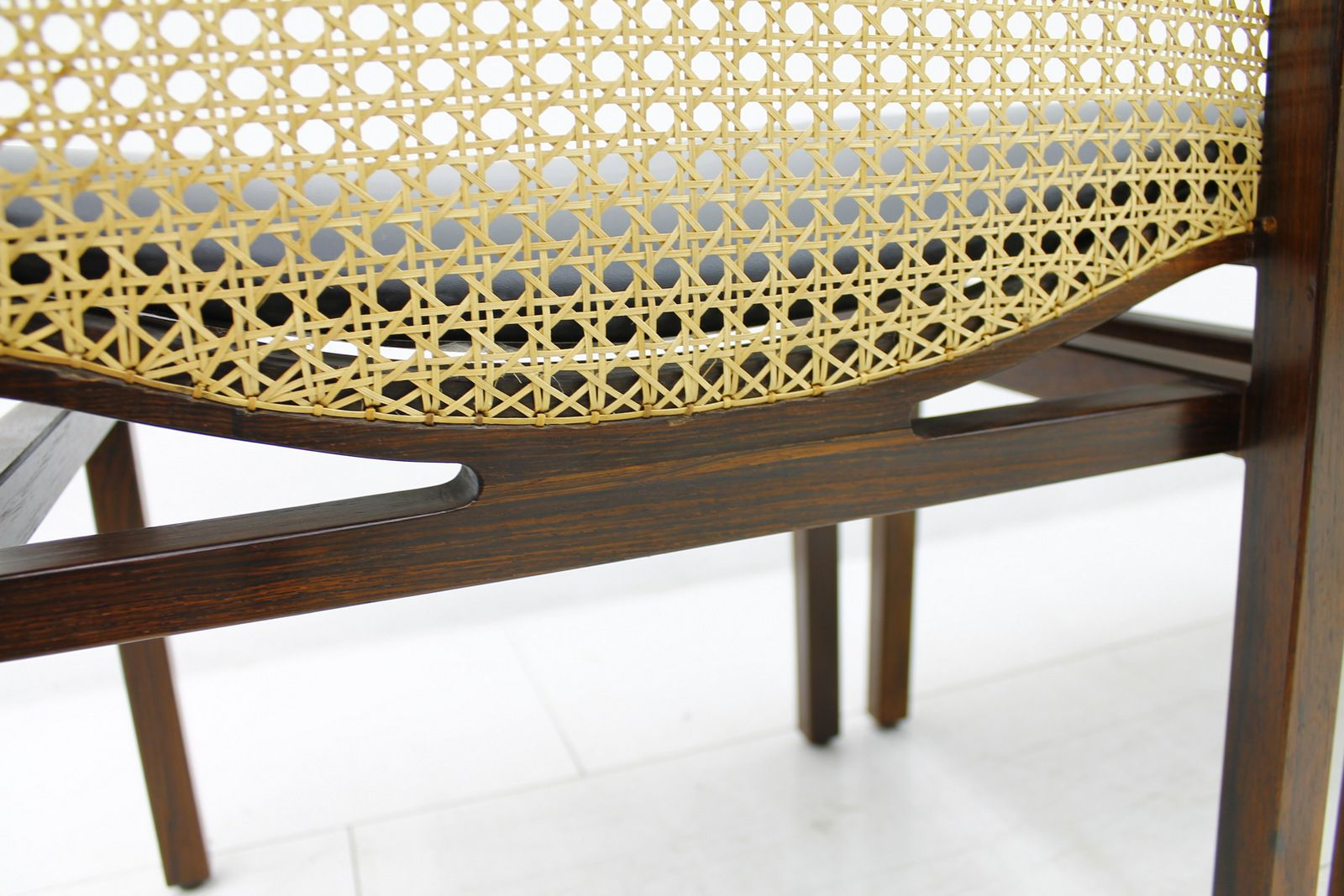 d nische esszimmerst hle 1960er 5er set bei pamono kaufen. Black Bedroom Furniture Sets. Home Design Ideas