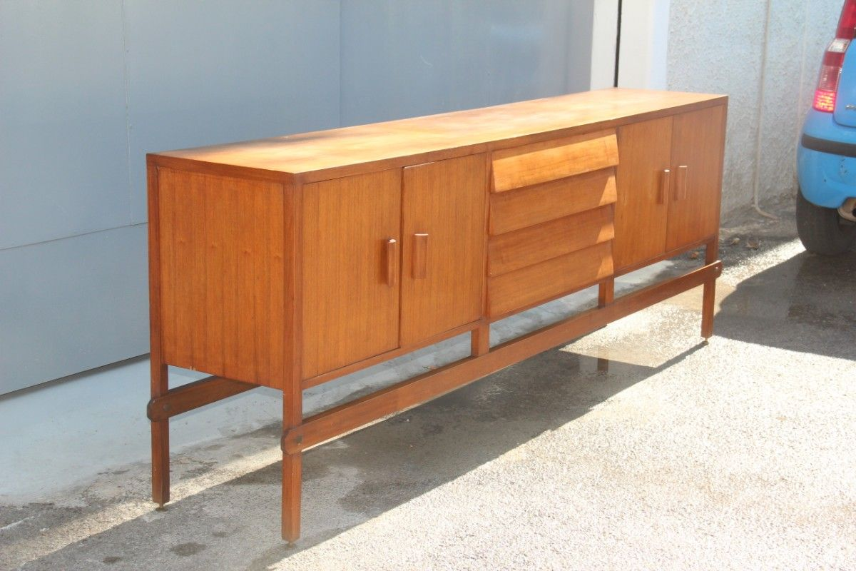 vintage mid century italian sideboard 1950s for sale at. Black Bedroom Furniture Sets. Home Design Ideas