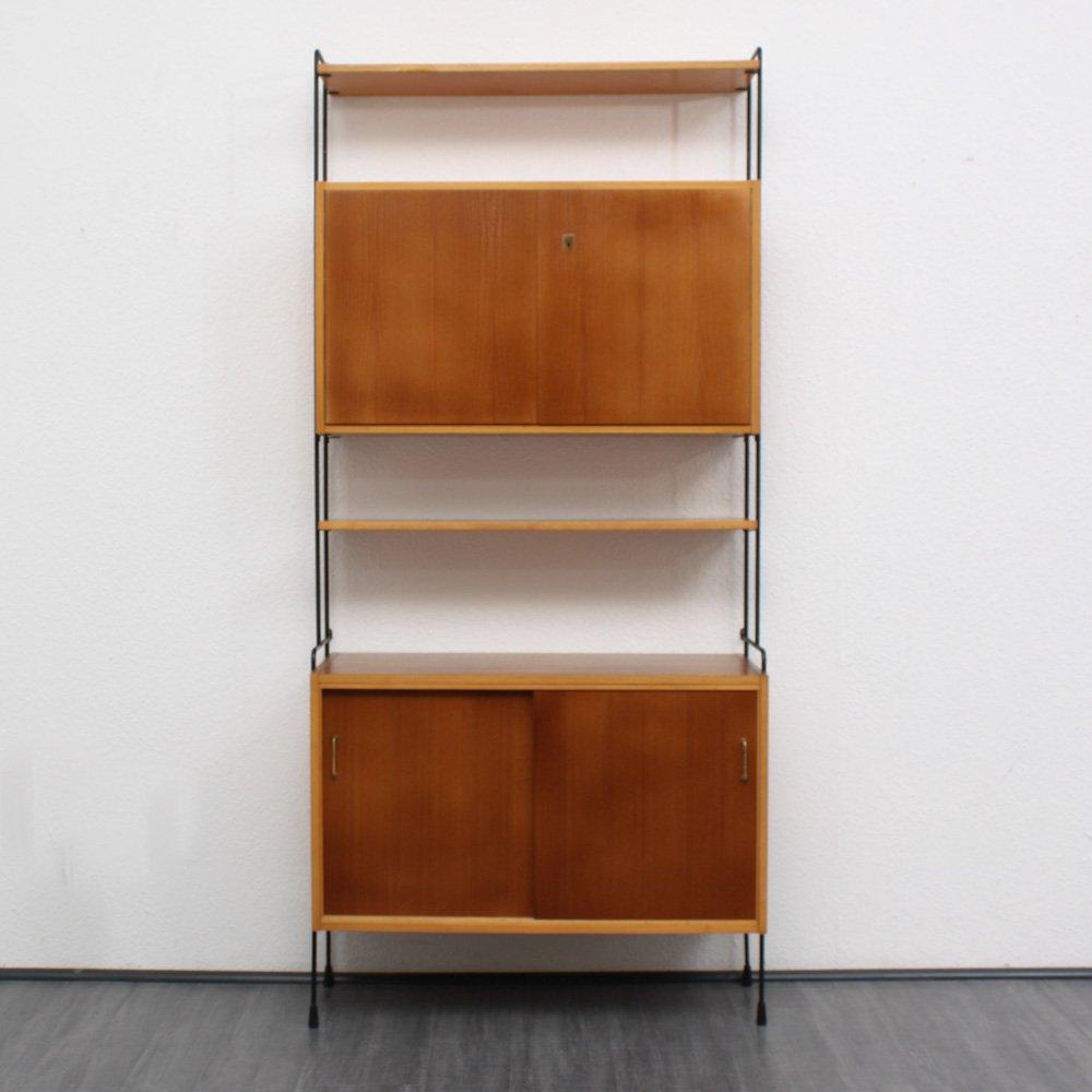 mid century omnia regalsystem von hilker 1960er bei. Black Bedroom Furniture Sets. Home Design Ideas