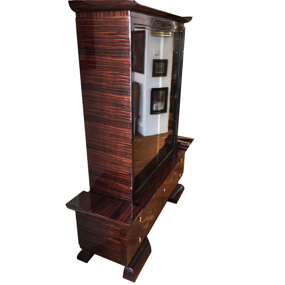 vintage art deco b cherregal bei pamono kaufen. Black Bedroom Furniture Sets. Home Design Ideas