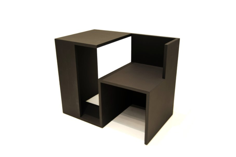 german table chair by clemens tissi for haus kreide. Black Bedroom Furniture Sets. Home Design Ideas
