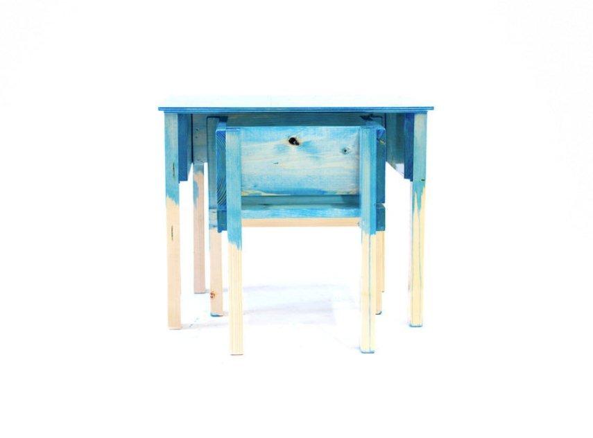 Schreibtischstuhl kinder modern  Niederländischer Schreibtisch und Stuhl von Lucas Maassen & Sons ...