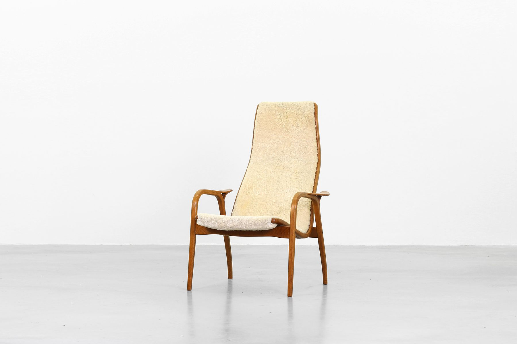 Vintage Lamino Lounge Chair by Yngve Ekström for Swedese Design for sale at Pamono