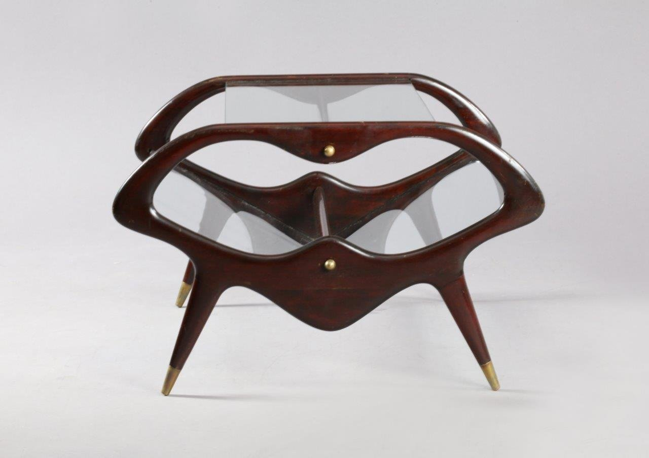 Italian Coffee Table Vintage Italian Coffee Table By Cesare Lacca 1950s For Sale At Pamono