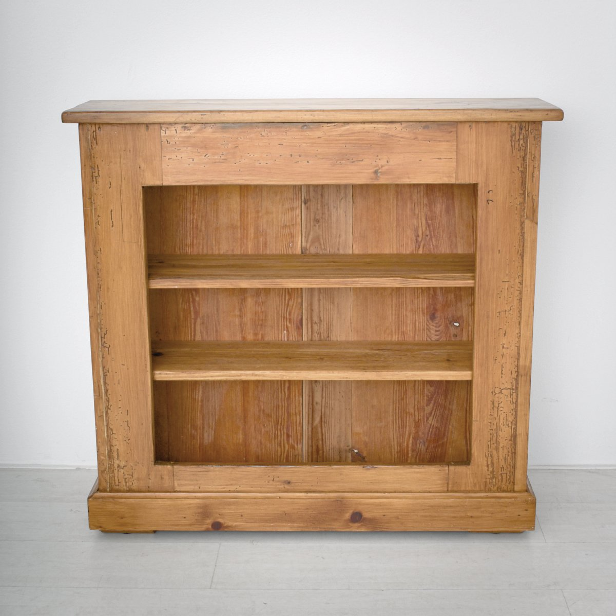 Antique Small Wooden Shelving Unit 1890s For Sale At Pamono