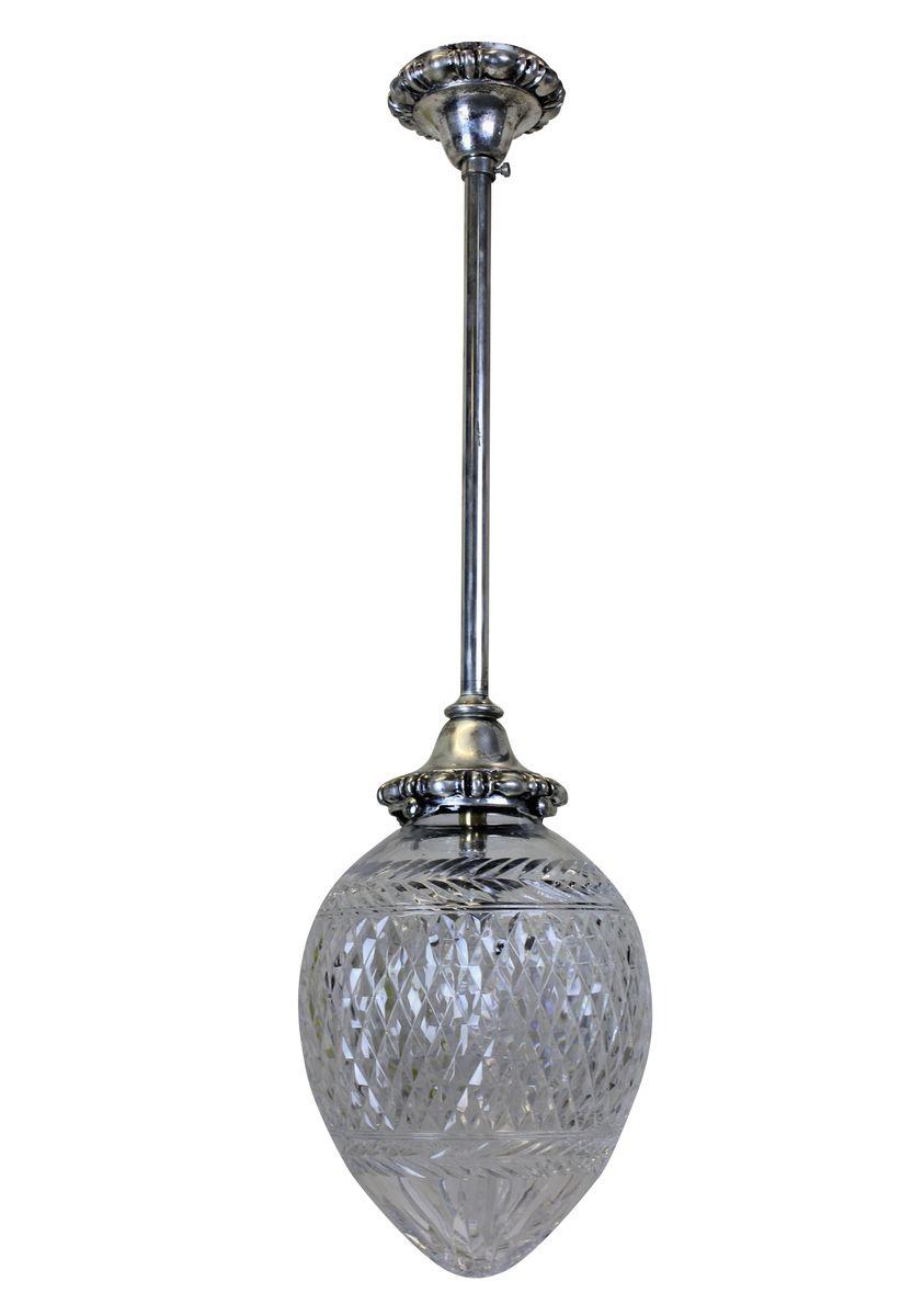 Edwardian Hanging Lights 1910s Set Of 6 For Sale At Pamono
