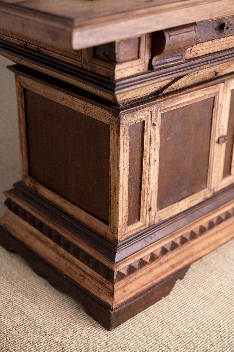Antiker italienischer holz schrank bei pamono kaufen for Schrank holz