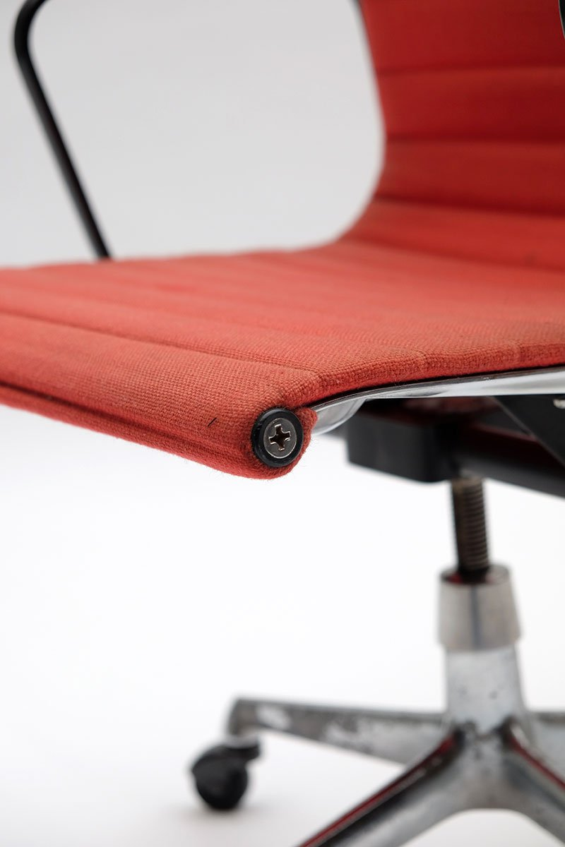 EA117 Office Armchair by Charles Ray Eames for Herman Miller for